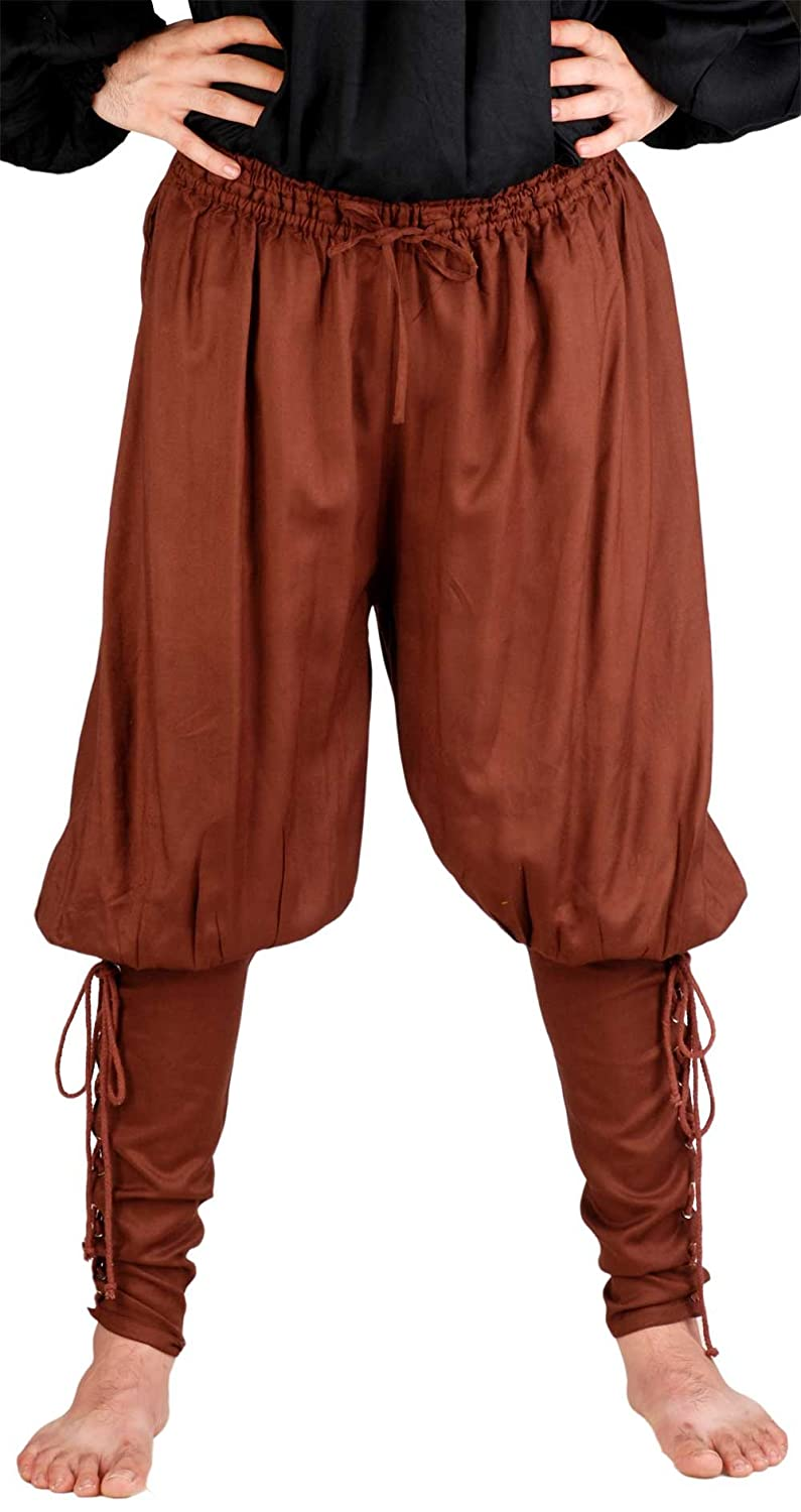 Pirate Captain Cottuy Chocolate Pants Costume