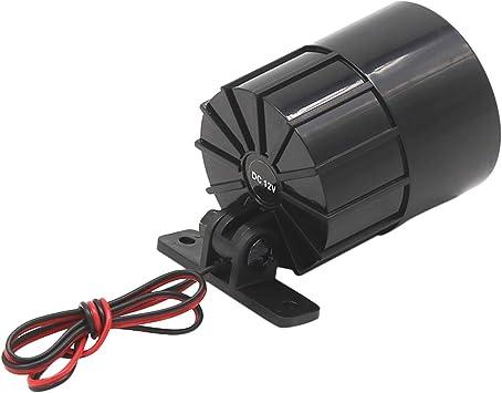 Kkmoon Motorrad Hupe 12v 100db Horn Lautsprecher Super Laut Rückwärts Hupe Backup Alarm Warnung Alarm Lautsprecher Auto