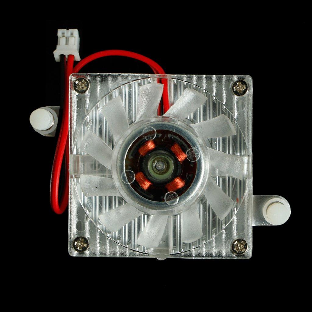 Runrain 2p 40 mm PC GPU VGA scheda video dissipatore ventola di raffreddamento di ricambio 12 V 0.10 a
