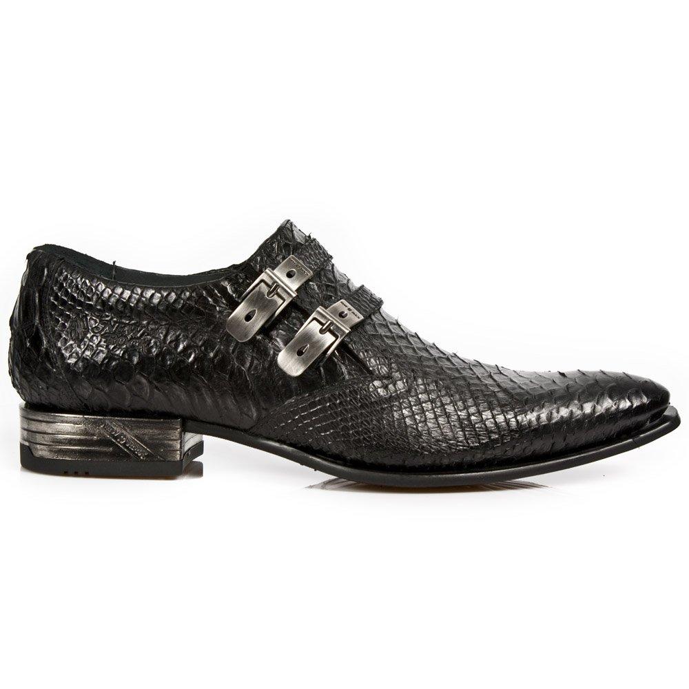 - New Rock M.2246 S31 negro - botas, VIP, hombres