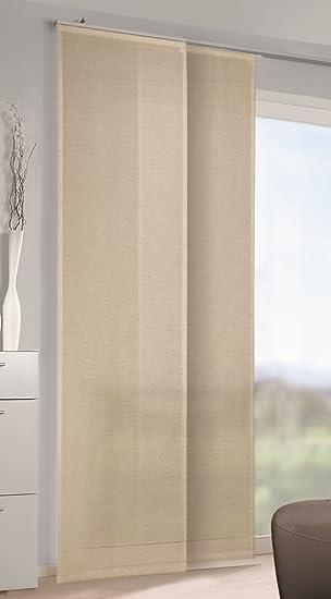 Albani Moments Conny Panneaux Rideaux Coulissants Polyester 245