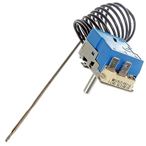 Spares2Go Unidad de termostato para horno principal de cocina Ikea ...