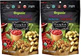 Wild & Raw | Sun Dried | Organic | Power Berries | Mulberries & Goji Berries | 3.5 oz | 2 Pack