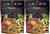 Wild & Raw   Sun Dried   Organic   Power Berries   Mulberries & Goji Berries   3.5 oz   2 Pack