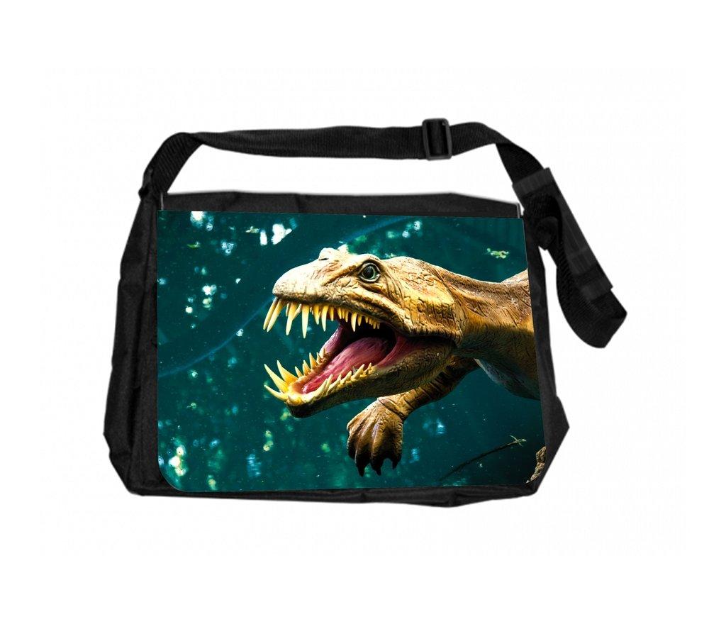 Dinosaurs Rosie Parker Inc TM School Messenger Bag and Pencil Case Set