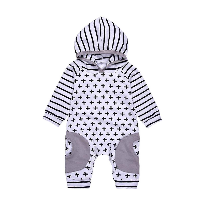 6-24 mois Bebe Mixte Combinaison Pyjama Manches longues manches Bébé Body  Oufits  5Fsnp0600529  - €9.32 3e5ceb836e6