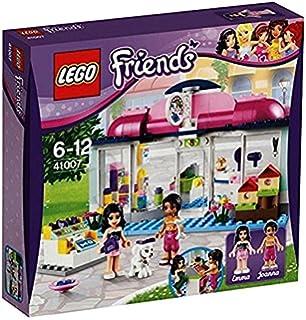 Lego Friends 41093 Heartlake Hair Salon Amazoncouk Toys Games
