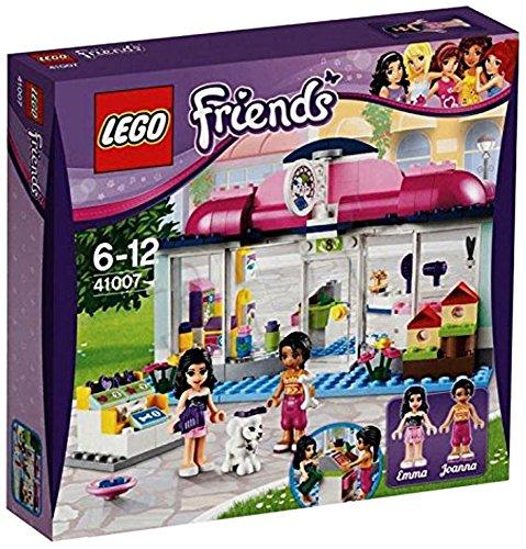 LEGO Friends 41007: Heartlake Pet Salon (Glove Spongebob World Lego)