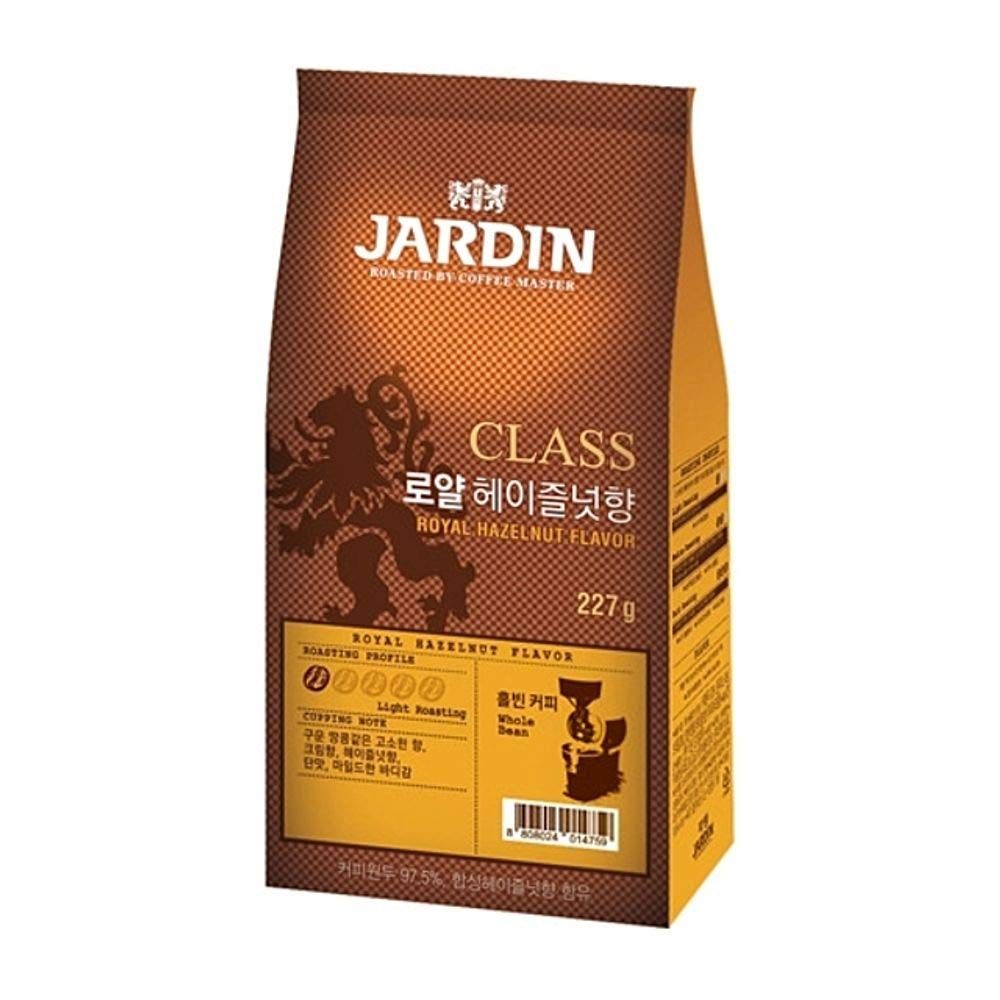 最新入荷 Jardin Class Bean Coffee Bean 227G 227G Royal B07G2PKFZK Hazelnut Ground B07G2PKFZK, ナチュラル雑貨 家具 March Seven:6ec54bb5 --- svecha37.ru