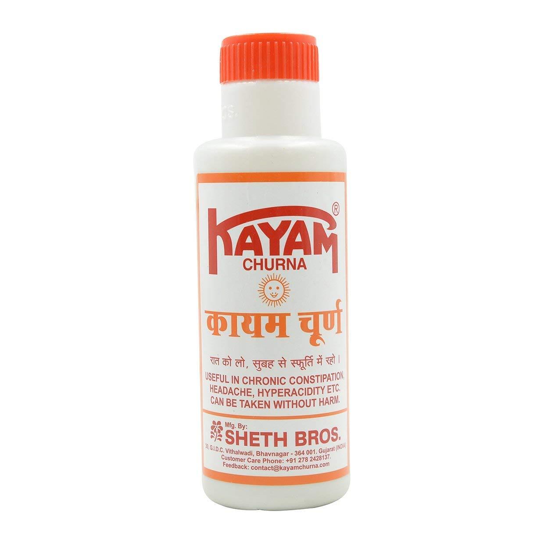 Kayam Churna 100gm (Pack of 2) (Free Shipping)
