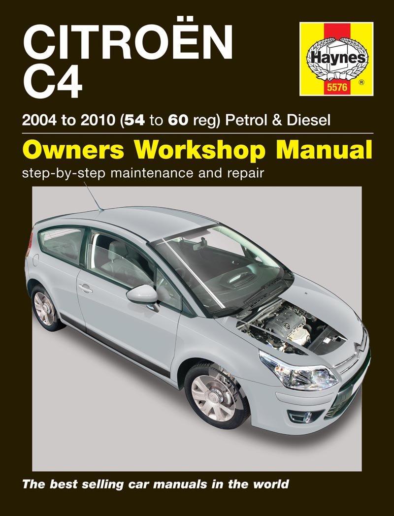 C4 Petrol & Diesel 2004-2010 Haynes Manual: Amazon.co.uk: Car & Motorbike