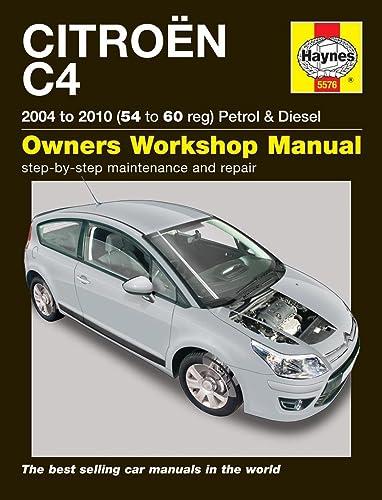 Citroen c4 petrol diesel 04 10 haynes repair manual haynes c4 petrol diesel 2004 2010 haynes manual fandeluxe Image collections