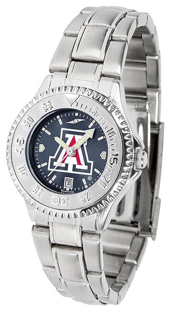 Arizona Wildcats競合他社スチールAnochromeレディース腕時計   B0186V00JK