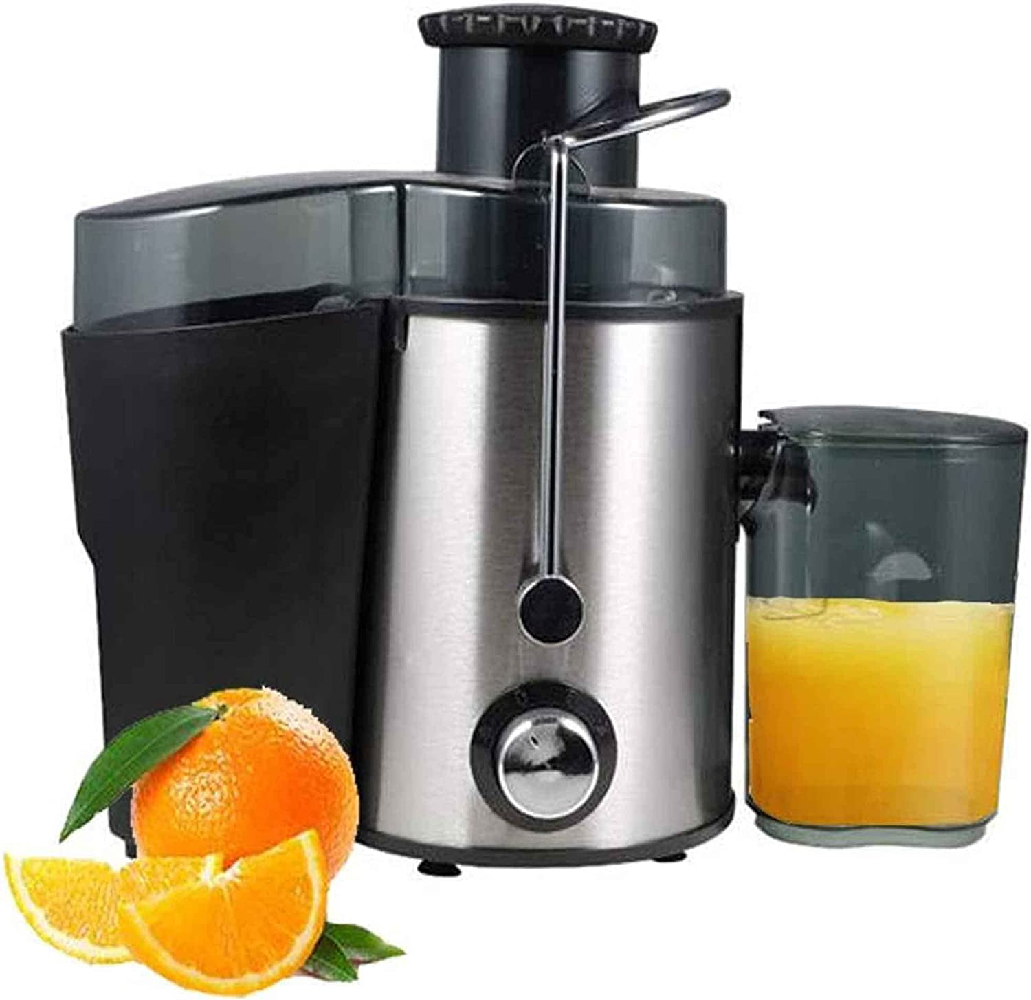 Juicer Machines 800W Multifunctional Household Multi-function Juice Extractor 500 ML Slag Cup Electric Juicer Personal Blender for Fruits Vegetables Mama's Choice Food Processor