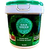 Gaia Green Blood Meal 14-0-0 1.5kg tub - great for rapid growth in trees, shrubs, and vegetables