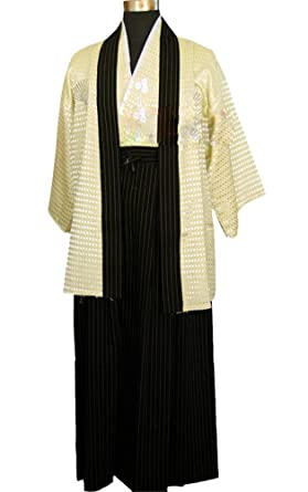 b590a0f01b Amazon.com  ACE SHOCK Japanese Kimono Adult Men