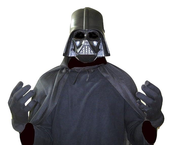 Transformado en un heroe [Darth Vader] sistemica vestido ...