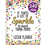 Teacher Created Resources 2152 Confetti Lesson Planner