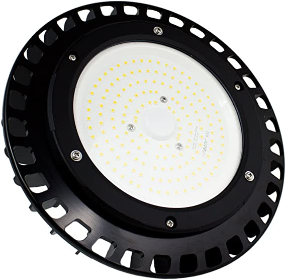 Campana LED UFO 200W 120º Regulable IP65 5000k - Ledovet: Amazon ...