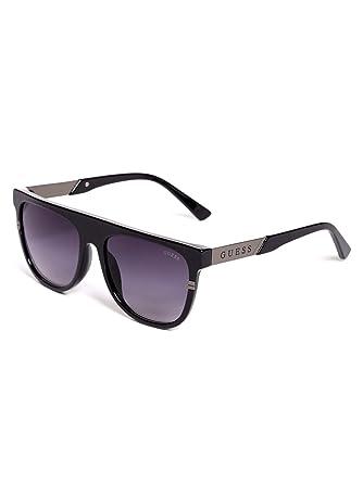 GUESS Factory Men s Plastic Aviator Sunglasses at Amazon Men s Clothing  store  94c37d27ce