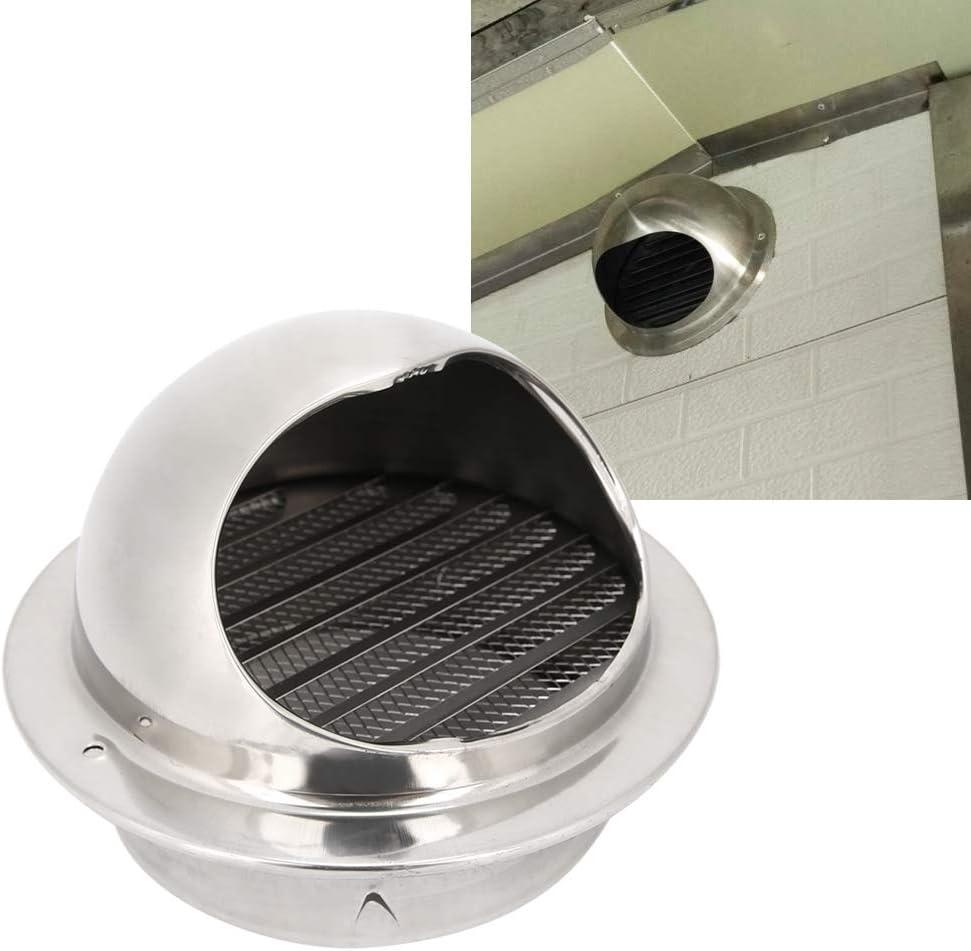 Rejilla de escape del ventilador, resistencia a la corrosión Accesorio del ventilador de cocina Ventilador de cocina Ventilador de escape, ventilador Cocina para el hogar