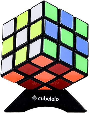 Cubelelo ShengShou 3x3 Black Speed Cube Puzzle Rubik Cube 3x3x3