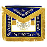 Masonic Blue Lodge Past master Grand Lodge Apron for the Freemason