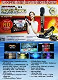 2,600 Songs Tagalog English Mix Pinoy Version ET-23KH Magic Sing Karaoke 2 Wirelss Microphone by Entertech. Upgrade for the ET-19KV or ET19KV Featuring Latest OPM and Latest Pop Singer Psy
