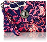 Vera Bradley Your Turn Smartphone Wristlet Wallet, Katalina Pink, One Size