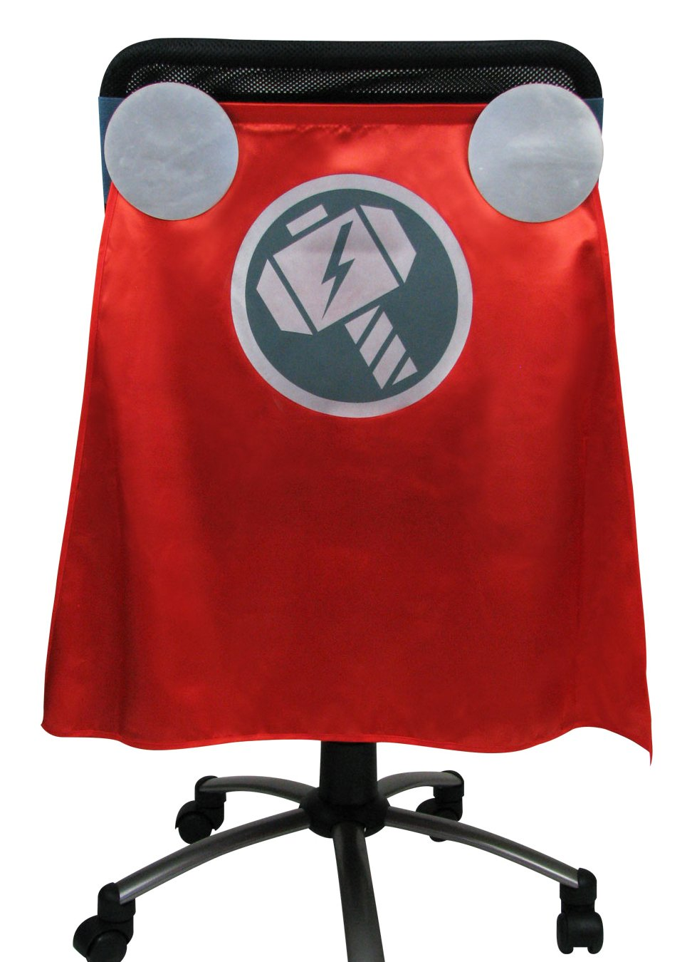 Entertainment Earth Thor Chair Capes