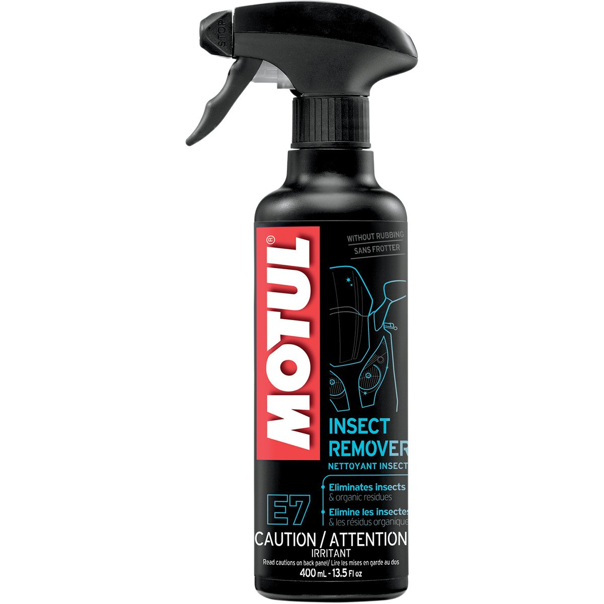 MOTUL INSECT REMOVER 400ML (#103256) , 4 PACK