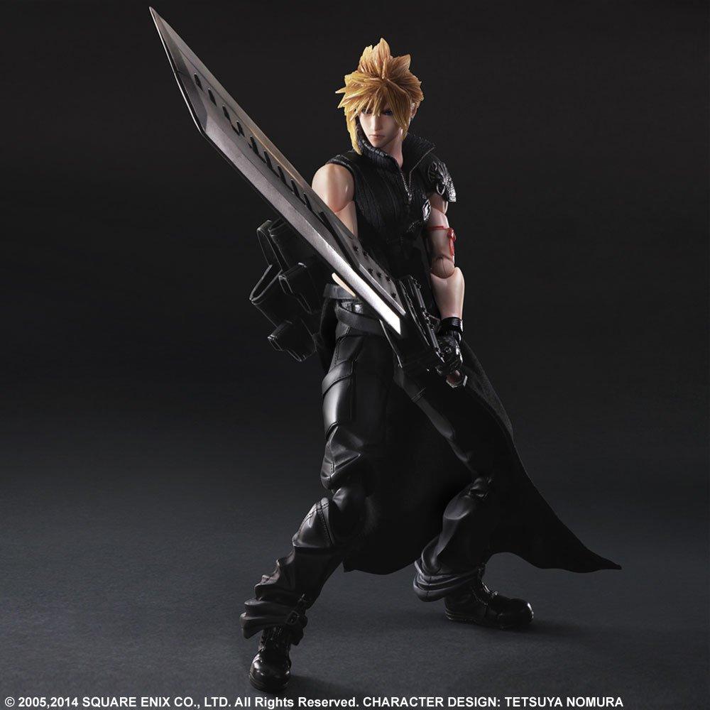 Final Fantasy 7 Advent Children Cloud Strife
