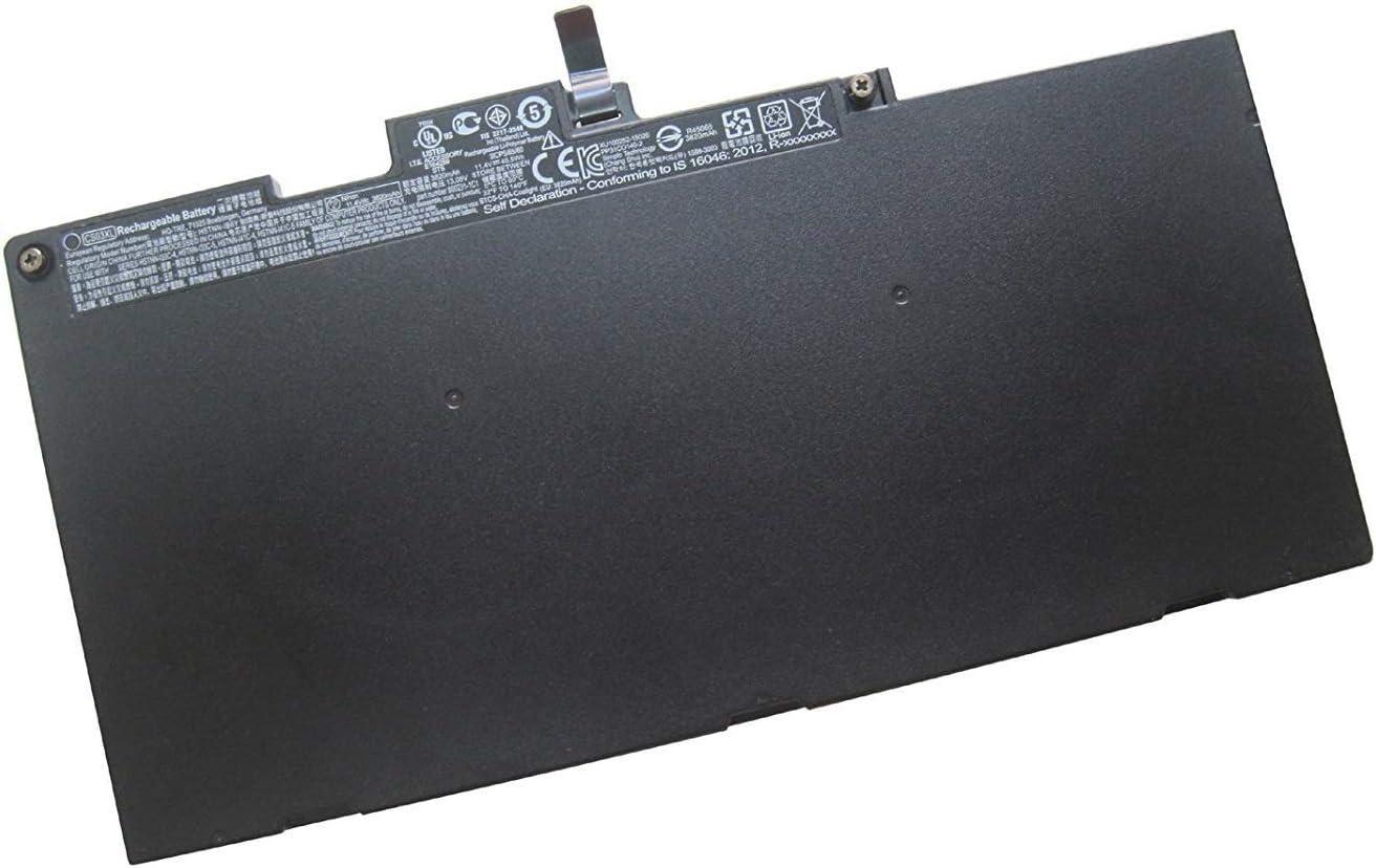 Ding New CS03XL Replacement Laptop Battery Compatible with HP EliteBook 848 G3 ZBook 15u G3, 745 G3,840 G2,850 G3 Notebook T7B32AA CS03046XL 800231-1C1 HSTNN-IB6Y 800513-001 (11.4V 3820mAh)