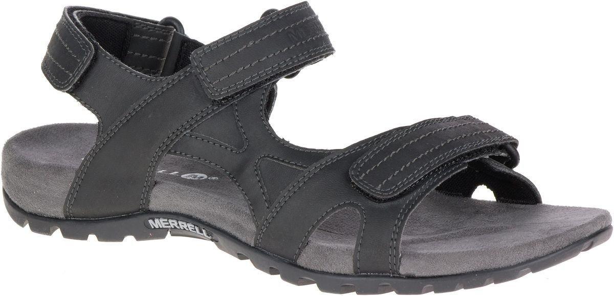 Merrell Men Sandal Sandspur Rift Strap Black 47 EU|Black