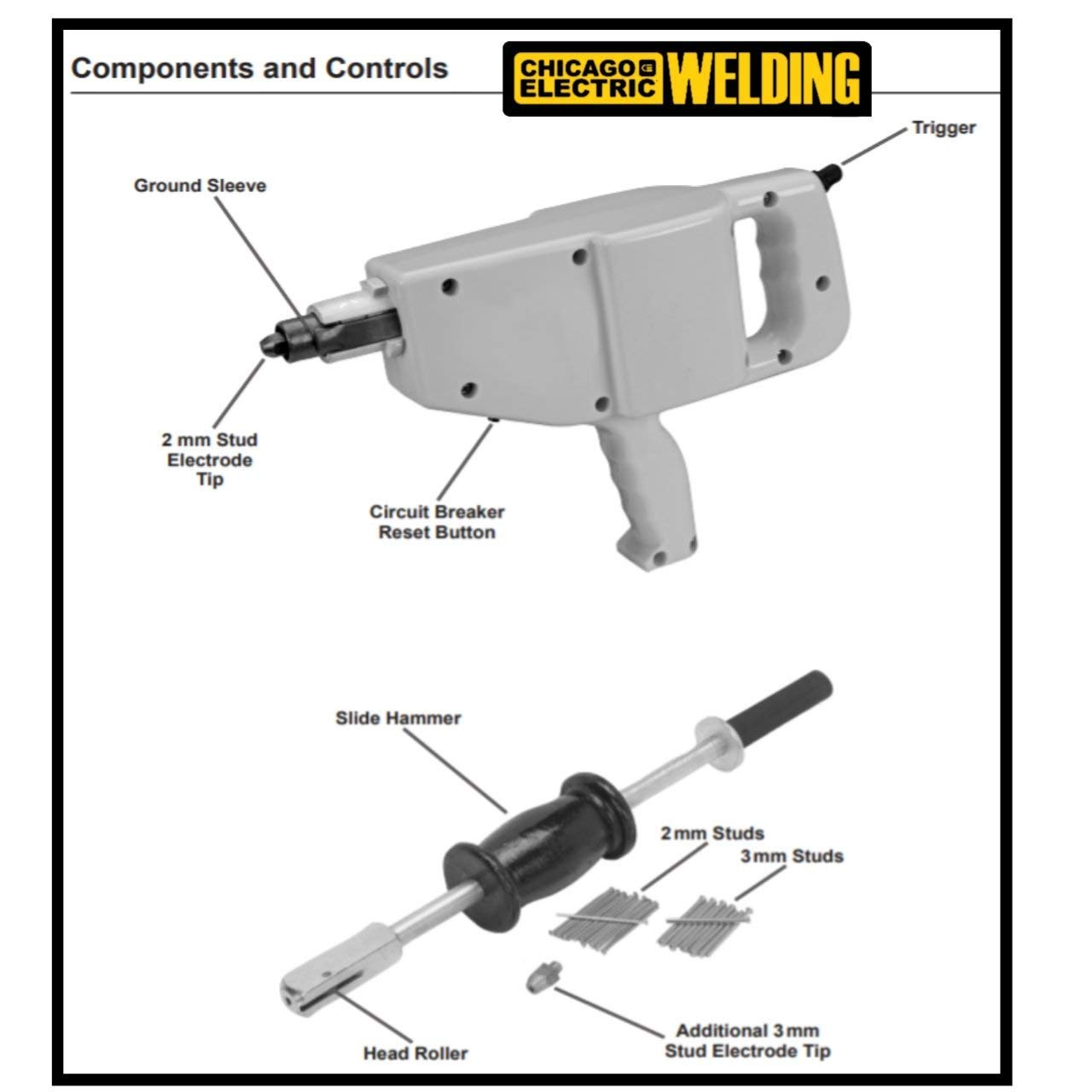 TruePower Stud Welder Dent Repair Kit by TruePower (Image #4)