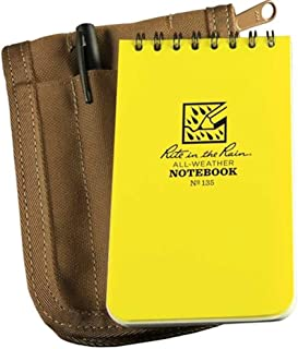 product image for Notebook Kit, 50 Sheets, Polydura Cover