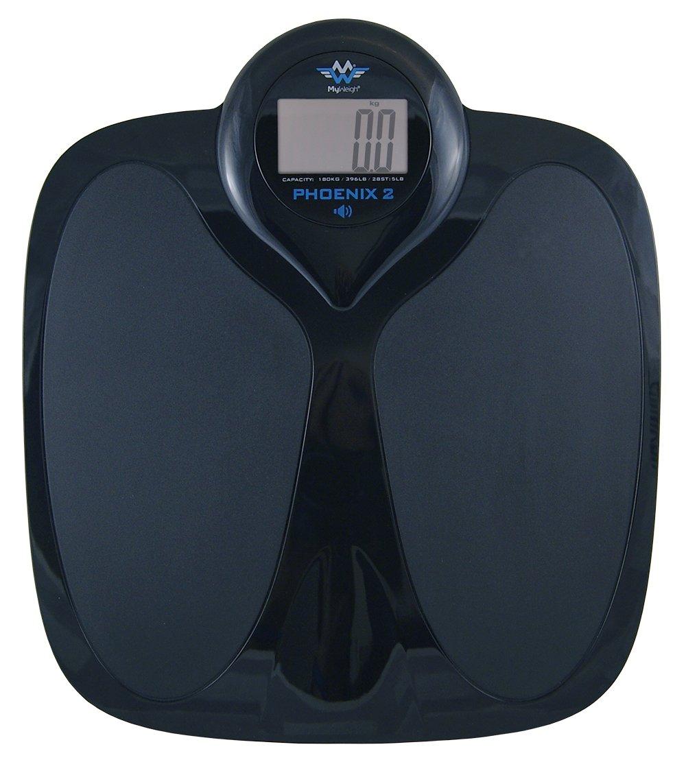 MyWeigh Phoenix 2 Talking Bathroom Scale my weigh 4332443263