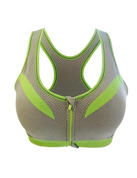 XCWYZ Sujetador Deportivo Sujetadores De Yoga para Mujer Deportes ...