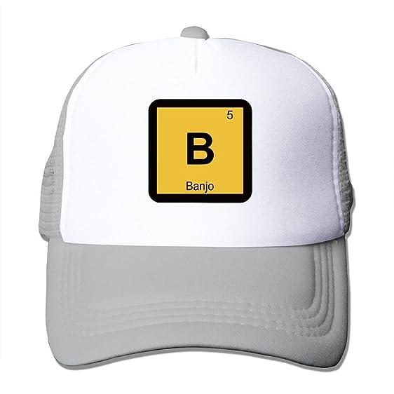 Amazon Mahn B Banjo Music Chemistry Periodic Table Symbol
