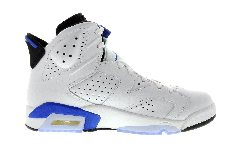 new product b7104 8be18 NIKE Air Jordan 6 Retro, Men s Trainers  Amazon.co.uk  Shoes   Bags