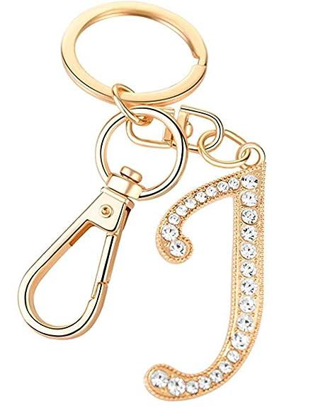 Amazon.com: JewelBeauty - Llavero para mujer, diseño de ...