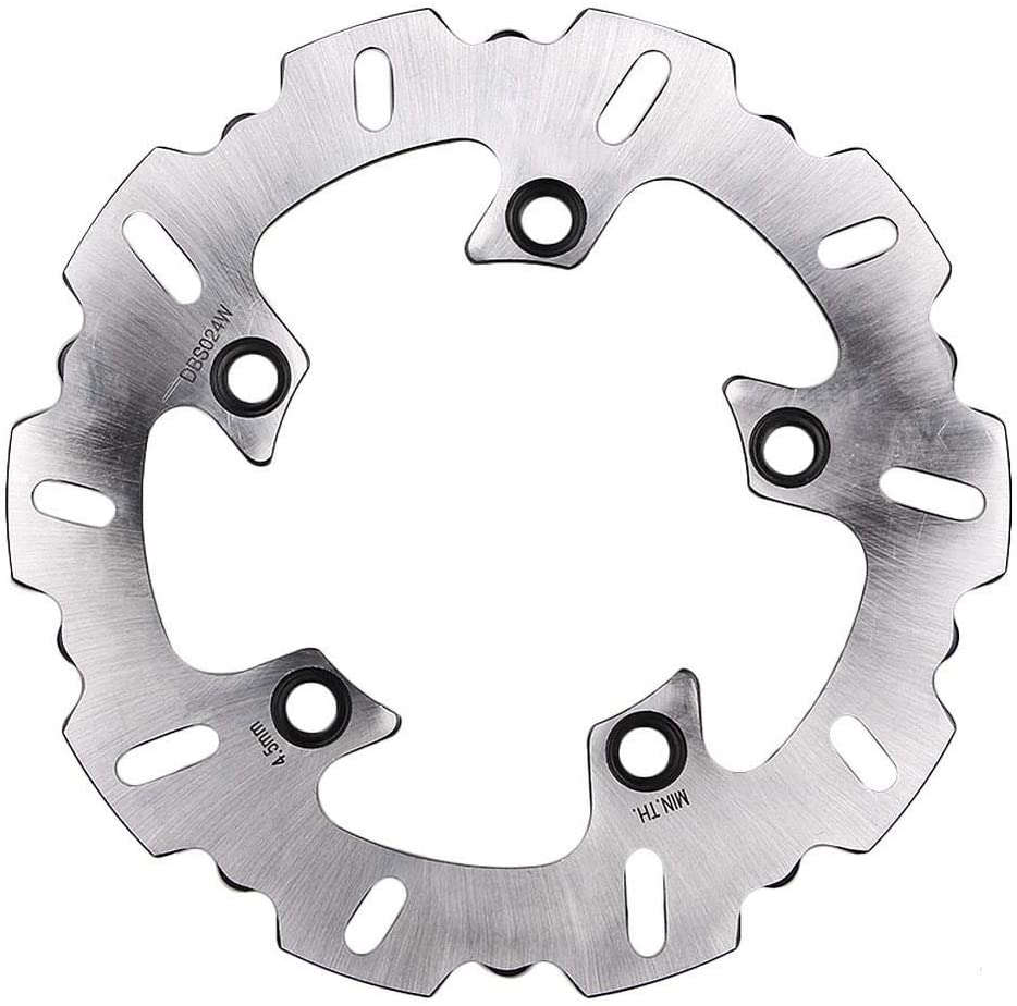 YZF R1 2004-2014 Three T Motorcycle Rear Brake Disc Rotor Motorbike Parts Fit for Yamaha YZF R6 2003-2015