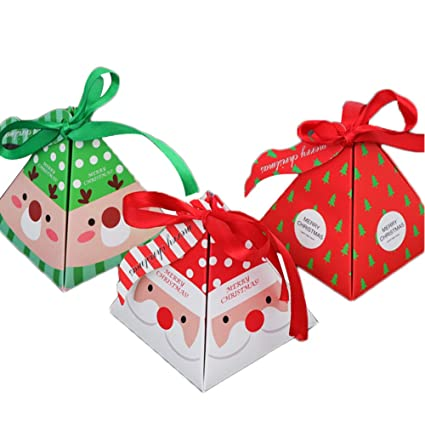 5pcs Wedding Candy Dragee Gift Boxes Flower Black Box Wedding Party Favors Cookie Cardboard Carton Gift Bags Wrapping Supplies Festive & Party Supplies Event & Party