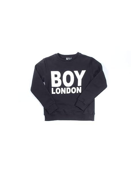 Boy London Junior GFBL183205J Sudaderas Niños Negro 16A: Amazon.es: Ropa y accesorios