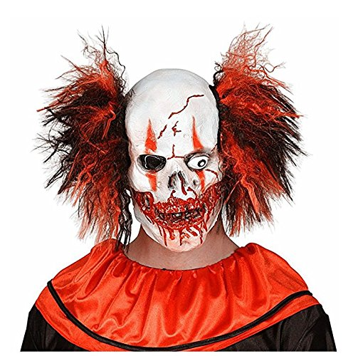Supmaker Halloween Creepy Clown Mask Halloween Costume Party Props Masks …
