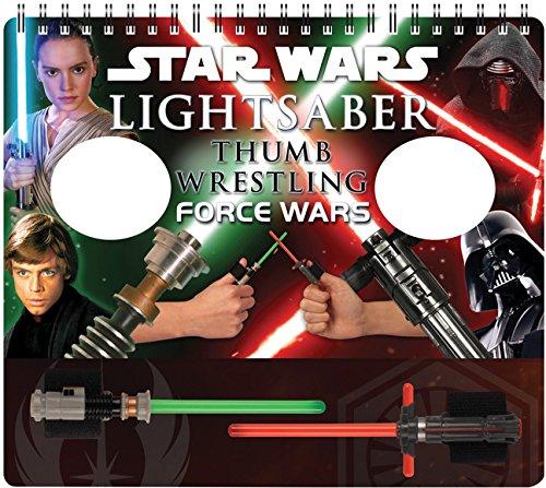 Star Wars Lightsaber Thumb Wrestling Force Wars (Wars Flash Star Wars)