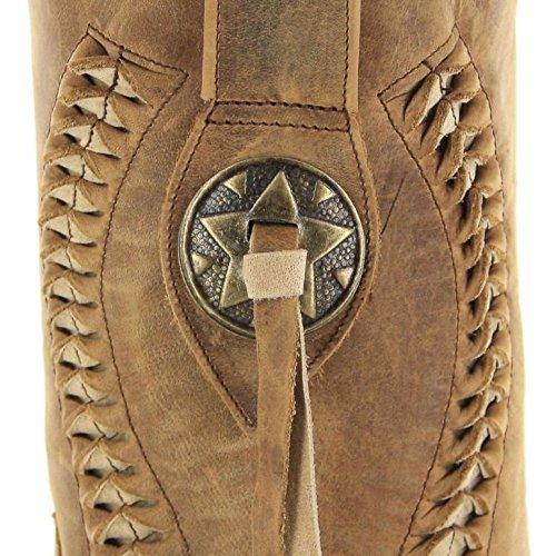 Women's Tang Boots Cowboy Floter Sendra Boots vx0PBxO