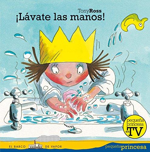 lavate-las-manos-wash-your-hands-el-barco-de-vapor-the-steamboat-spanish-edition