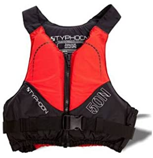 05a2768d3 YAK BLAZE PFD Buoyancy Aid Black (S-M): Amazon.co.uk: Sports & Outdoors