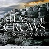Bargain Audio Book - A Feast for Crows  Book 4 of A Song of Ic